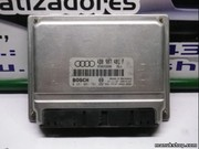 ЭБУ Коммутатор блок управления Все модели Audi