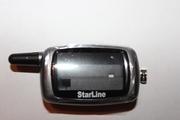 Корпус ЖК брелка StarLine A8, А9.