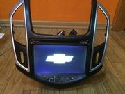 Штатная магнитола Chevrolet Cruze  мультимедийное устройство с GPS.