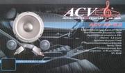 Автоакустика ACV АР- 6.2GB компонентная