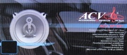 Автоакустика ACV AP-531GB новая с гарантией