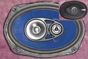 Автоакустика Blues 75АС-6909-3 новая с гарантией