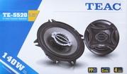 Автомобильная акустическая система TEAC TE - S520 новая с гарантией.